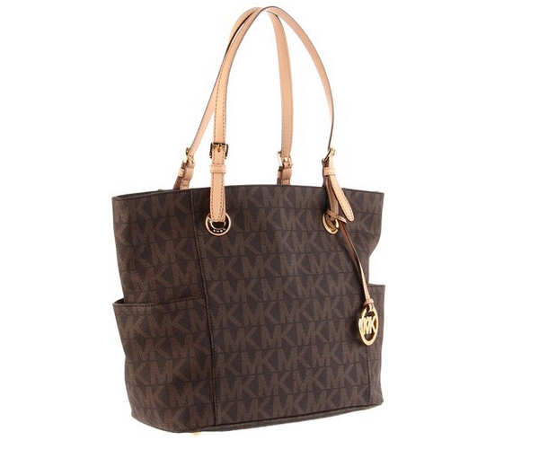 michael kors brown