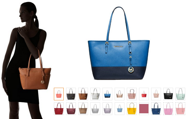 michael kors jet set different colours