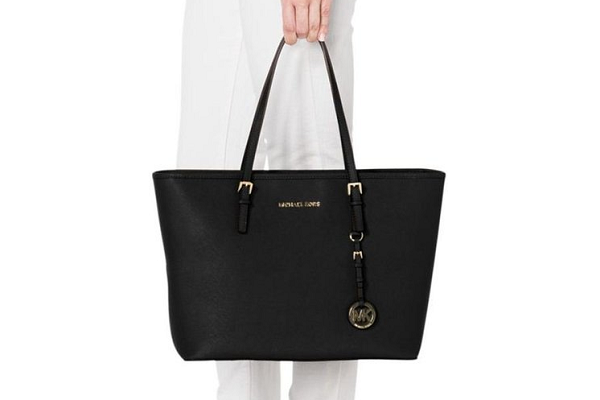 Michael Kors Jet Set Tote Black